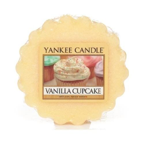 Yankee Candle Vonný vosk do aromalampy Vanilla Cupcake 22 g