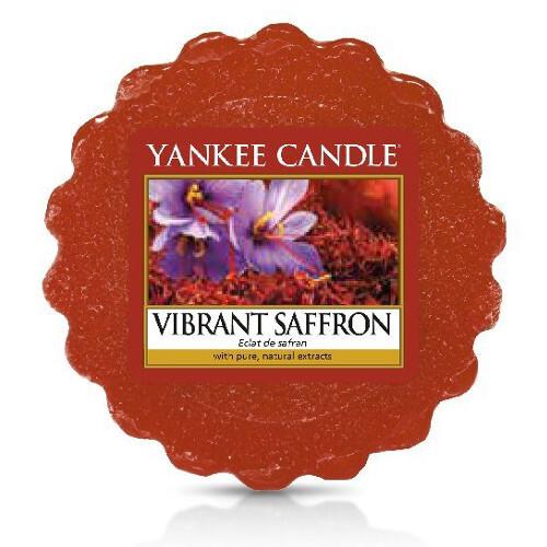 Yankee Candle Vonný vosk do aromalampy Živoucí šafrán (Vibrant Saffron) 22 g