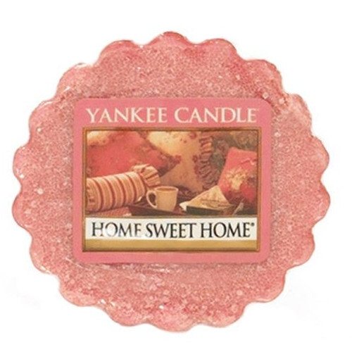 Yankee Candle Vonný vosk Home Sweet Home 22 g