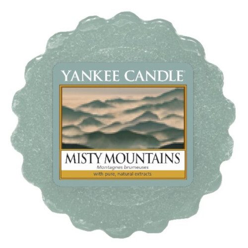 Yankee Candle Vonný vosk Misty Mountains 22 g