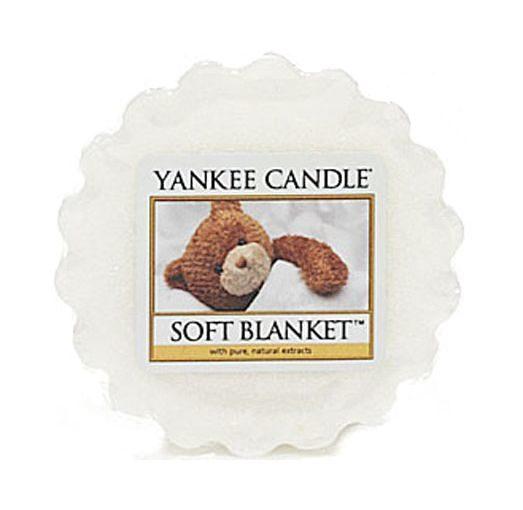 Yankee Candle Vonný vosk Soft Blanket 22 g