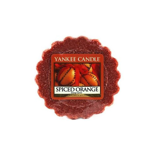 Yankee Candle Vonný vosk Spiced Orange 22 g
