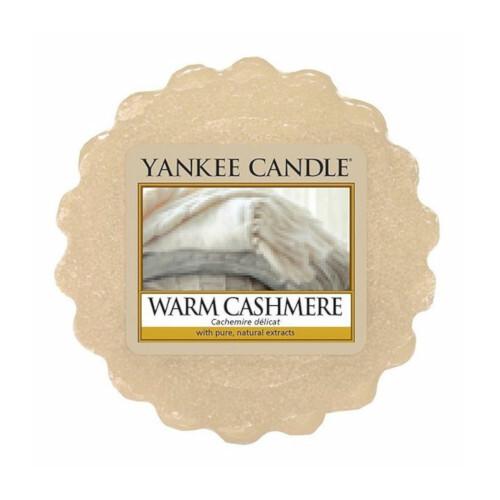 Yankee Candle Vonný vosk Warm Cashmere 22 g