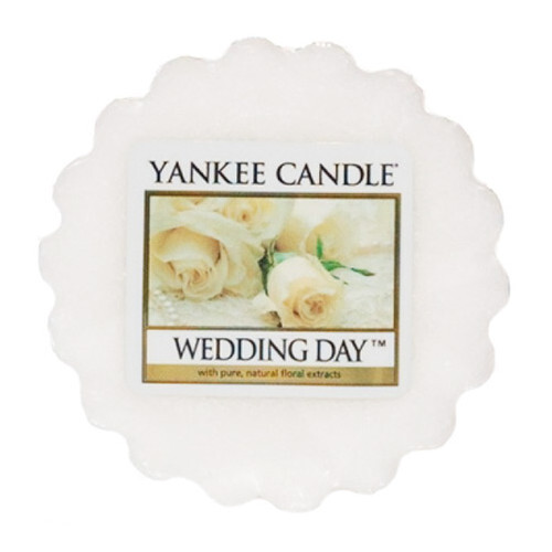 Yankee Candle Vonný vosk Wedding Day 22 g