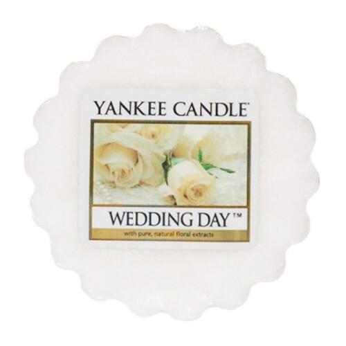 Yankee Candle Vonný vosk Wedding Day 22 g
