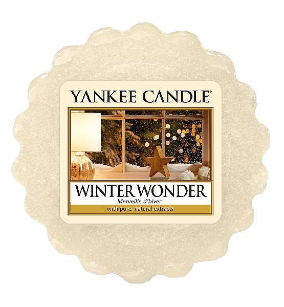 Yankee Candle Vonný vosk Winter Wonder 22 g