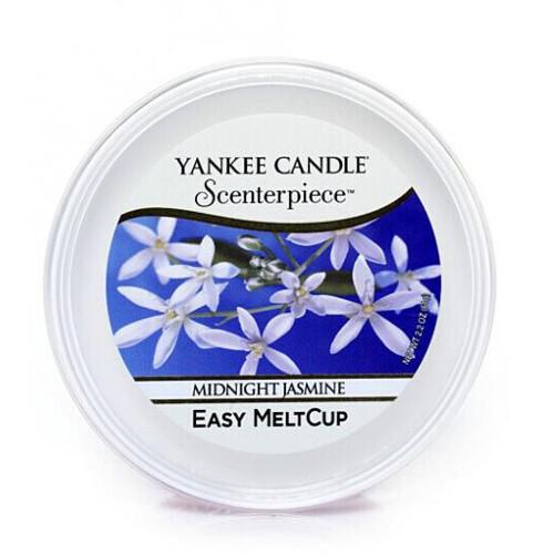 Yankee Candle Vosk do elektrické aromalampy Půlnoční jasmín (Midnight Jasmine) 61 g