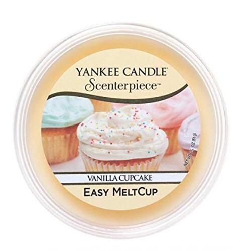 Yankee Candle Vosk do elektrické aromalampy Vanilkový košíček (Vanilla Cupcake) 61 g