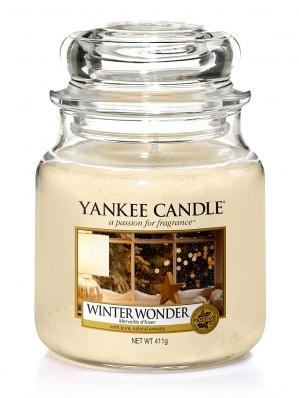 Yankee Candle Aromatická svíčka Classic malý Winter Wonder 104 g