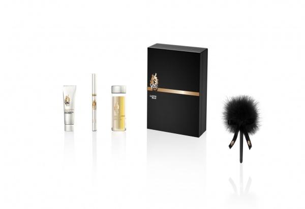 YESforLOV Milenecký kozmetický balíček Love Box