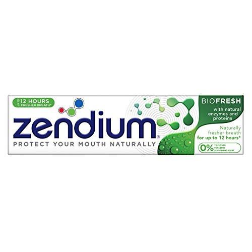 Zendium Zubní pasta pro zmírnění krvácení a zánětu dásní Bio Fresh 75 ml - Duopack