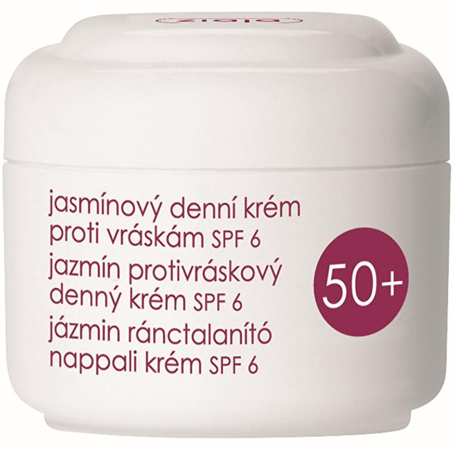 Ziaja Denní krém proti vráskám SPF 6 Jasmine 50 ml