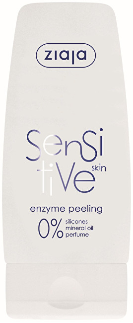 Ziaja Enzymatický peeling Sensitive 60 ml