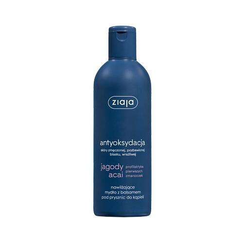 Ziaja Hydratační mýdlo s balzámem Acai Berry 300 ml