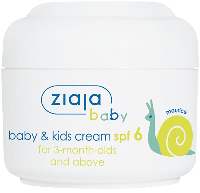 Ziaja Krém pro děti SPF 6 50 ml