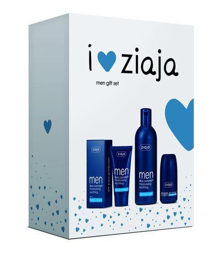 Ziaja Dárková sada I Love Ziaja Men (Men Gift Set)