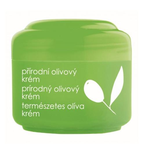 Ziaja Pleťový krém pro normální a suchou pleť Natural Olive 50 ml