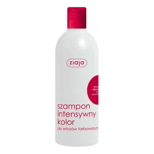 Ziaja Šampon pro intenzivní barvu 400 ml