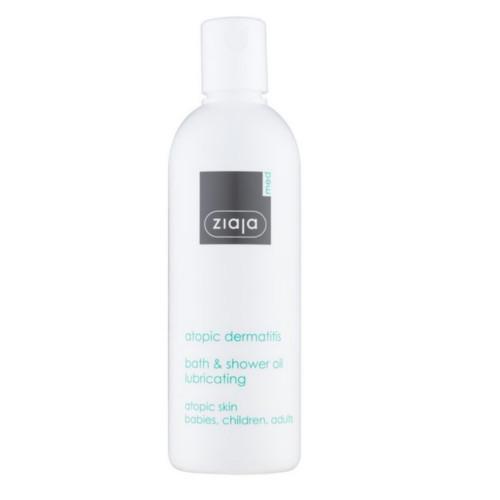 Ziaja Sprchový a koupelový olej pro atopickou pokožku dětí a dospělých Atopic Dermatitis Care 270 ml