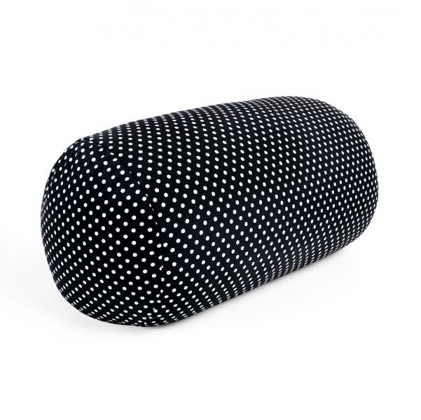 Albi Dizajnový relaxačné vankúšik s bielymi bodkami