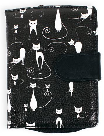 Albi Peněženka s kočkami