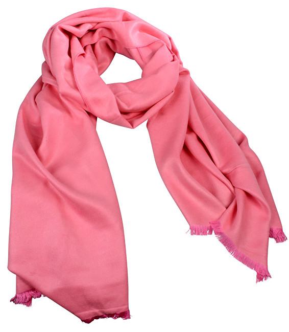 Art of Polo Dámský hedvábný šátek Islandia - růžový sz16308.2 d44404212f