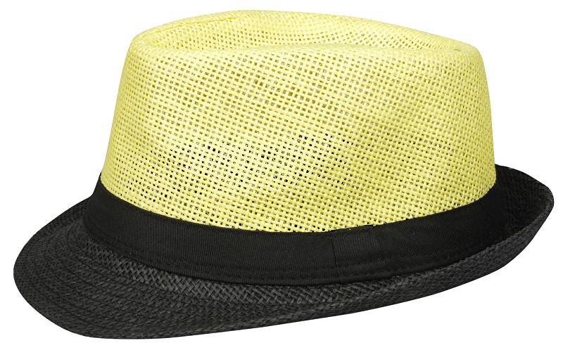 ecf8b3a2f Art of Polo Letný klobúk dvojfarebný - zelenožltý cz15160 .7