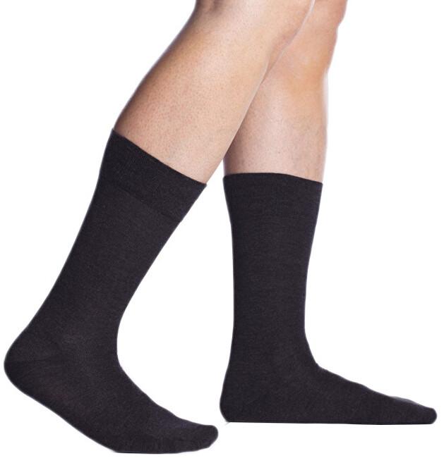 Bellinda Pánske ponožky Bambus Comfort Socks BE497520-926 39-42