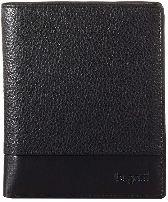 Bugatti Pánska peňaženka Atlanta 49320401 Black
