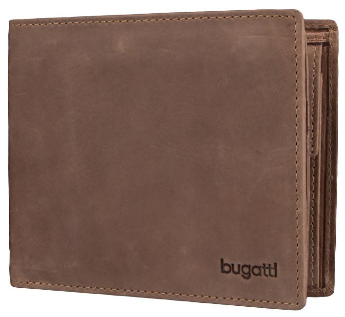 Bugatti Pánska peňaženka Volo 49217802 Brown
