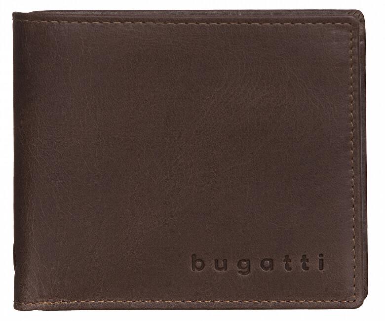 Bugatti Pánska peňaženka Volo 49218202 Brown