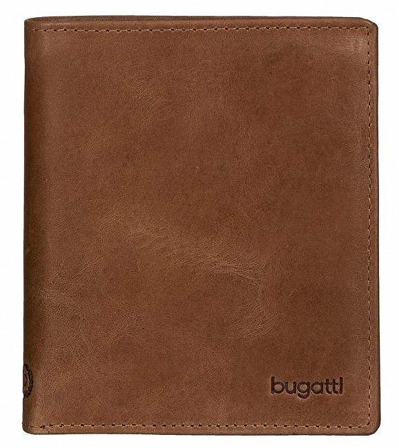 Bugatti Pánska peňaženka Volo 49218307 Cognac