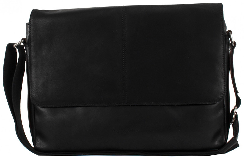 Bugatti Pánská taška na notebook Grinta 49427801 Black
