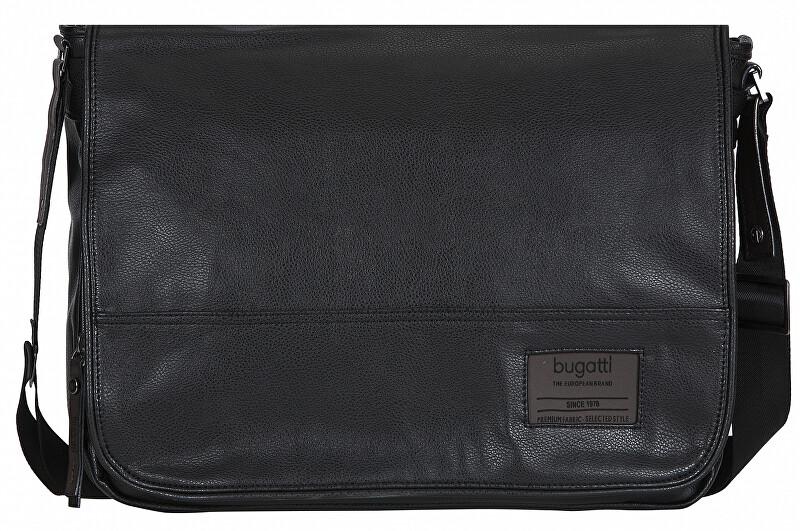 Bugatti Pánska taška na notebook Moto D 49825801 Black