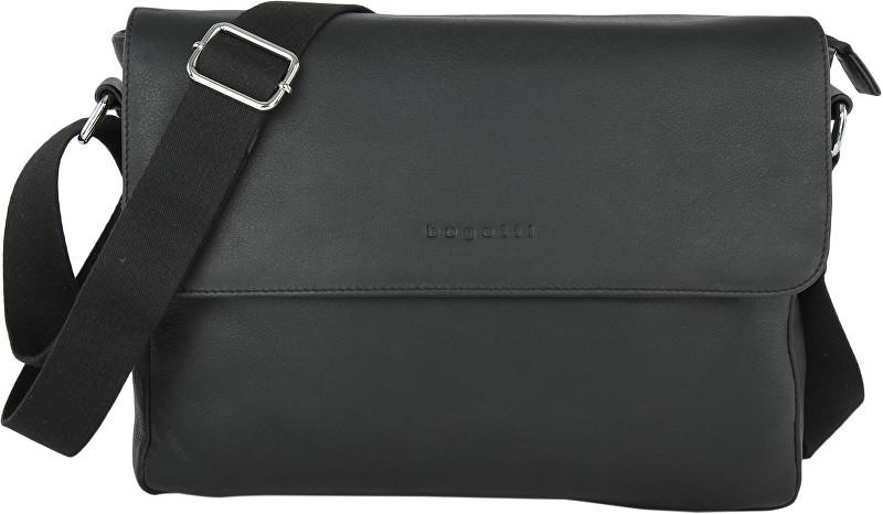 Bugatti Pánska taška na notebook Segno 49548301 Black
