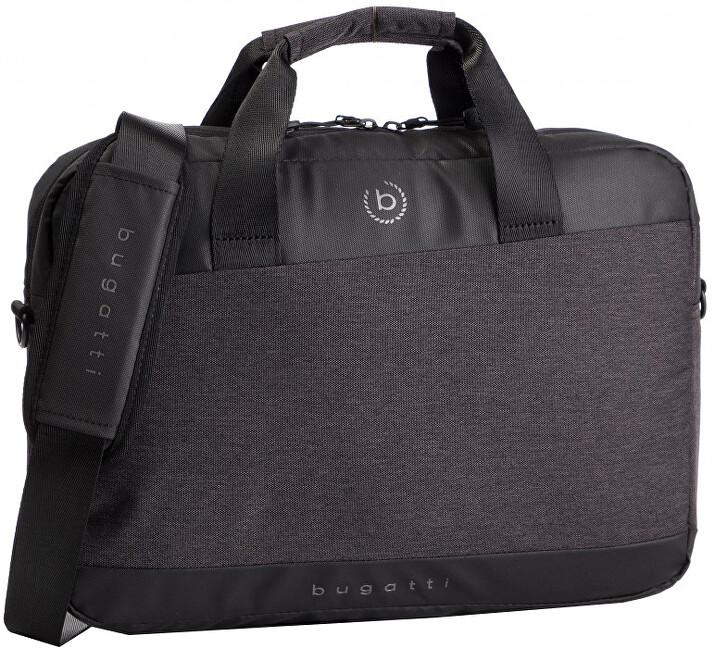 Bugatti Pánska taška na notebook Universum 49392901 Black