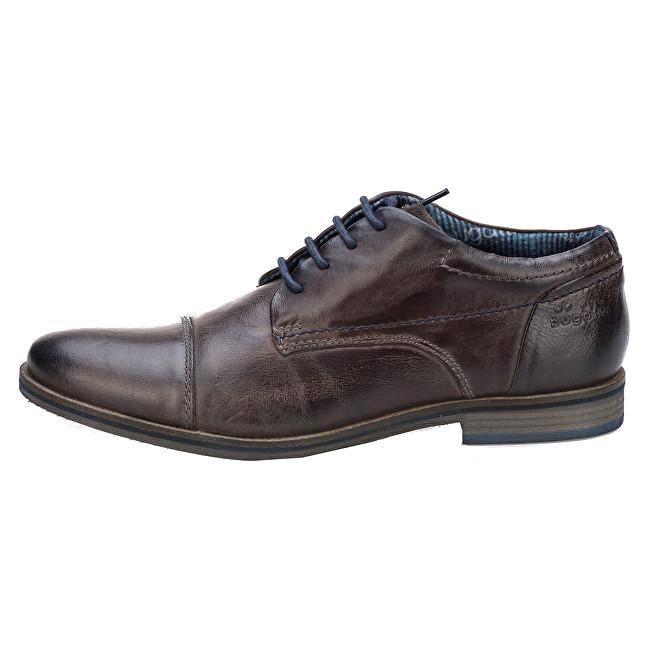 Bugatti Pantofi pentru bărbați 311173053200-1500 Grey 45