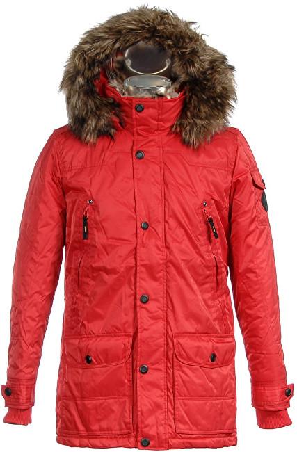 Biston-Splendid Geacă pentru bărbați roșie 36201036.030 XL