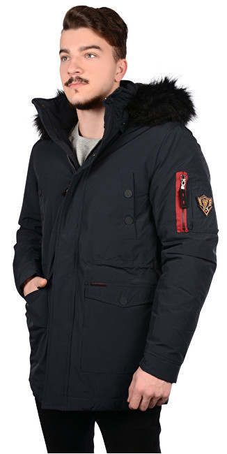 fb3e971b27f2 Biston-Splendid Pánska trendy bunda 38201067.060 XXL e-shop