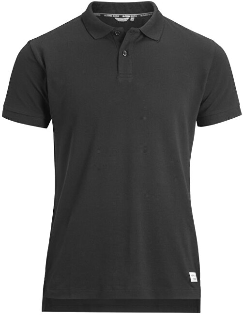 Björn Borg Pánské polo triko BBcentre 9999111790651 Black Beauty XL