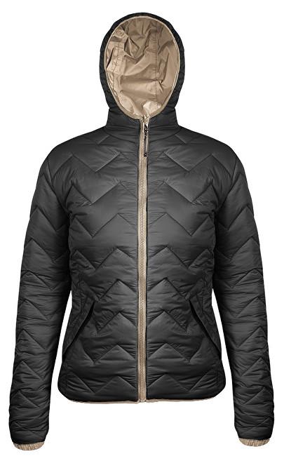 Brekka Dámská oboustranná zimní bunda Double Way Jacket Woman BRFW2094-BLK S 2800cc563d
