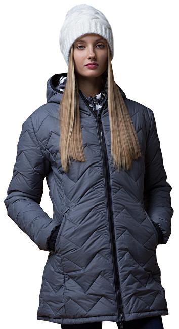 Brekka Dámska obojstranná zimná bunda Double Way Parka Woman BRFW2097 -Mgr L