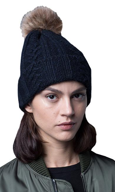 Brekka Zimné čiapky Breeze Eco Pon BRFK2401-NVY