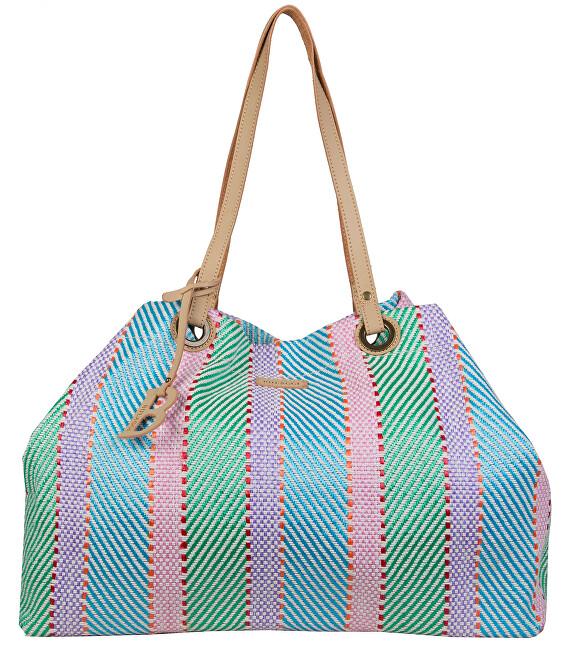 Bulaggi Dámska plážová taška Sunny shopper 26270 zelená