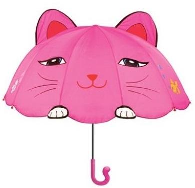 Blooming Brollies Dětský holový deštník Kidorable Lucky Cat U0100LC