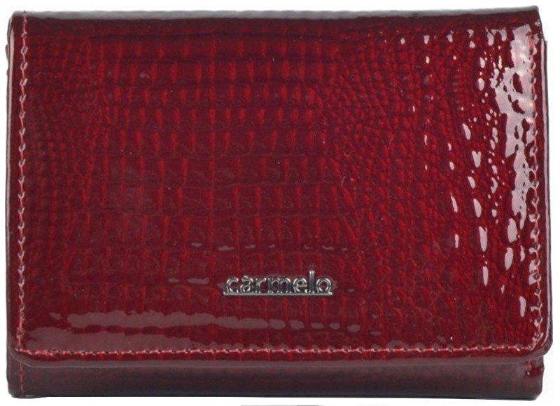 Carmelo Dámska peňaženka 2106 A Bordó
