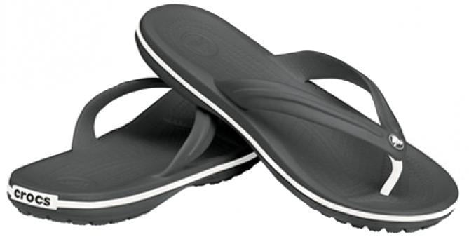 Crocs Žabky Crocband Flip Black 11033-001 43-44