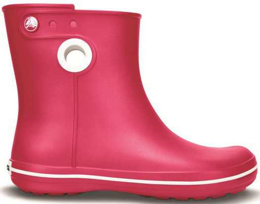 Crocs Dámske gumáky Women`s Jaunt Shorty Boot Raspberry 36-37