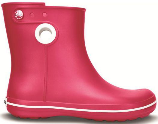 Crocs Dámské holínky Women`s Jaunt Shorty Boot Raspberry 15769-652 36-37 c0910deb22