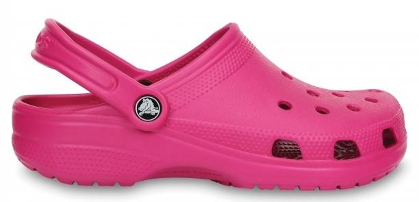 Crocs Šľapky Class ic Candy Pink 10001-6X0 36-37
